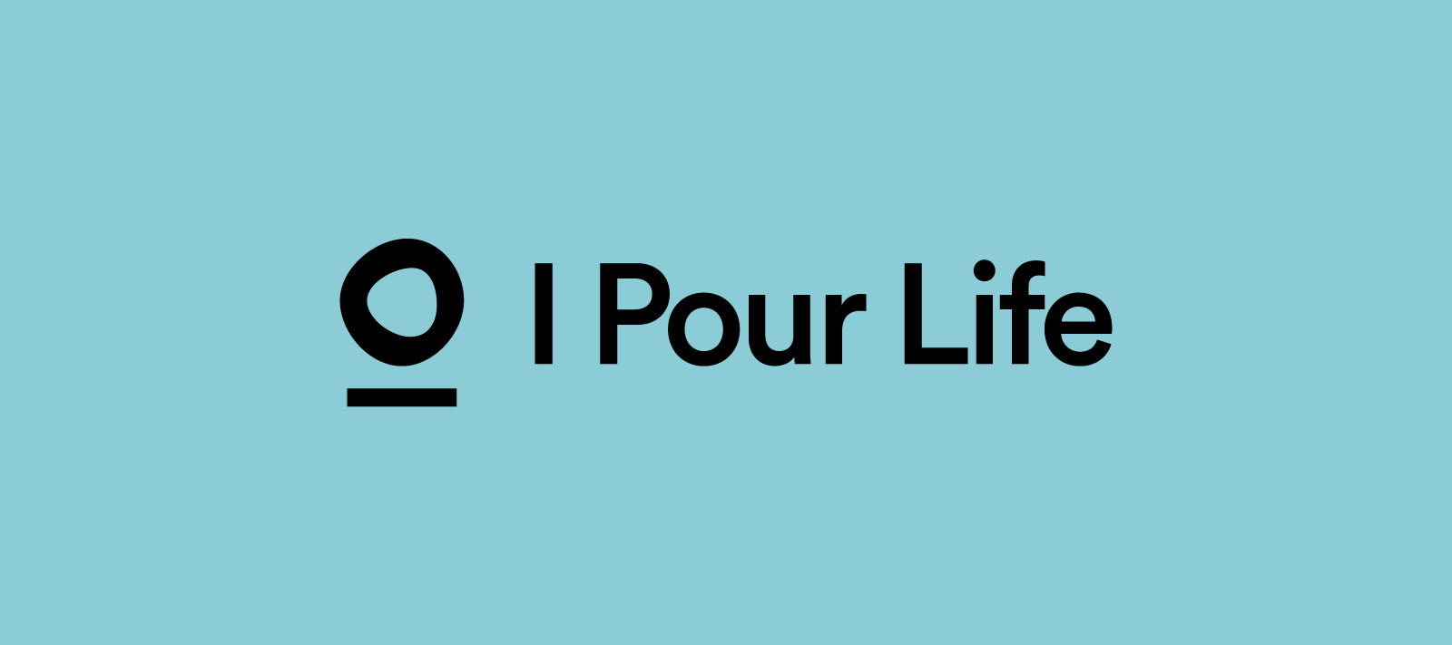 Logo Design and Graphic Design for I Pour Life